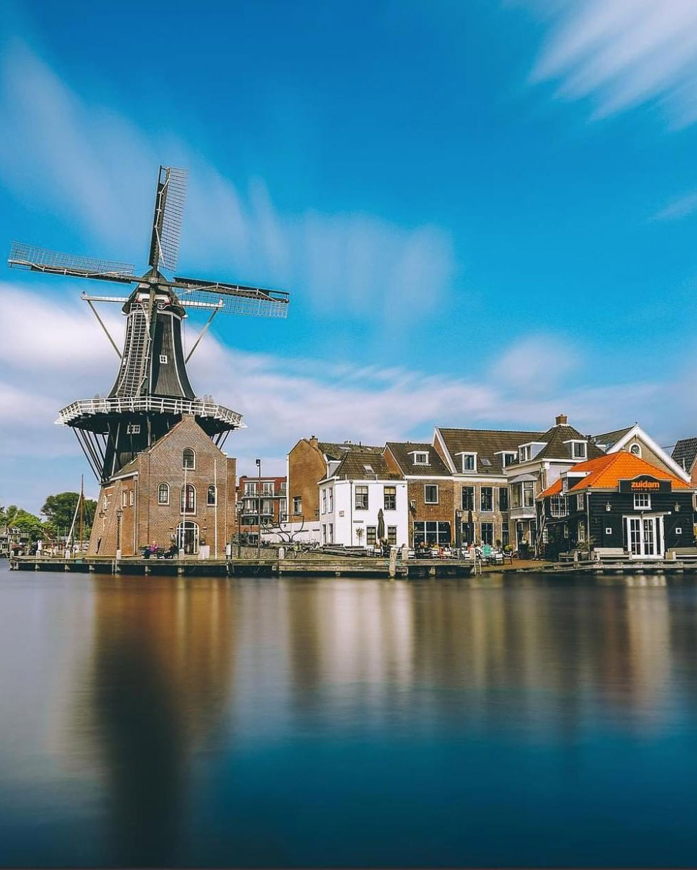 Welkom terug in Nederland.