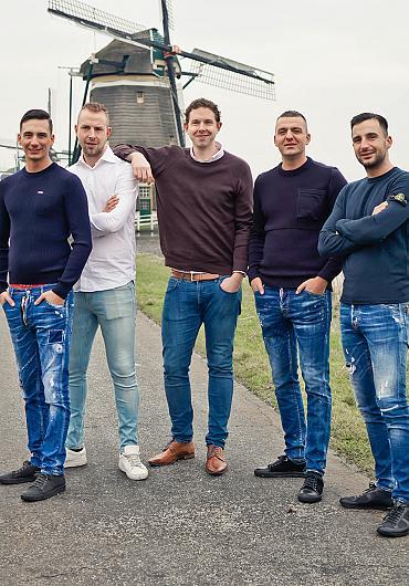 De Mannen van Verhoek.